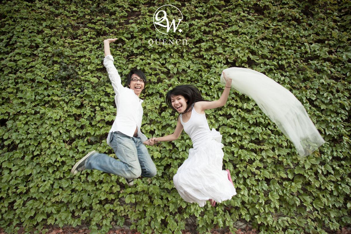 居家婚紗,藝人婚紗,深白色二人組,自助婚紗,自主婚紗,PreWedding,深白色婚紗