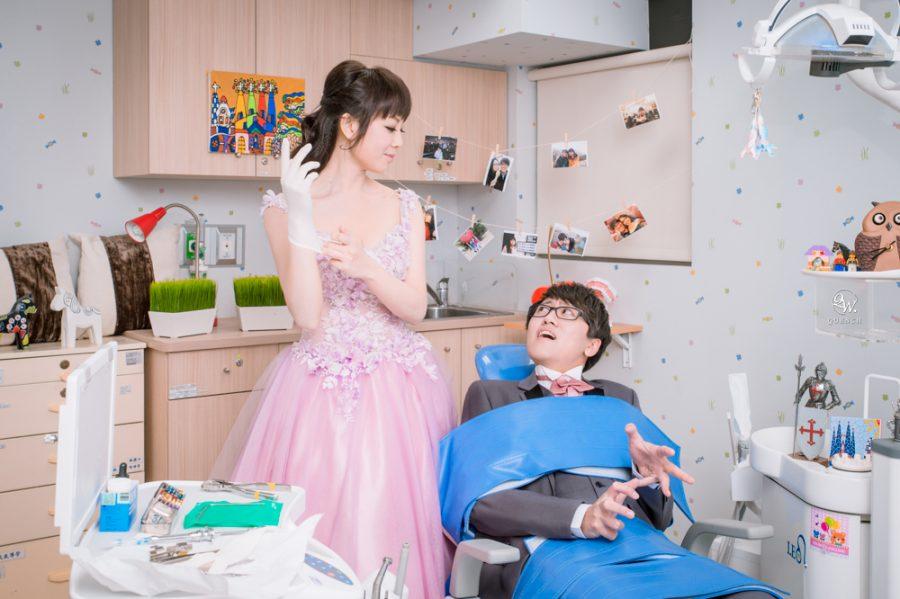 [自助婚紗]David&Sarah PreWedding@台北醫學院