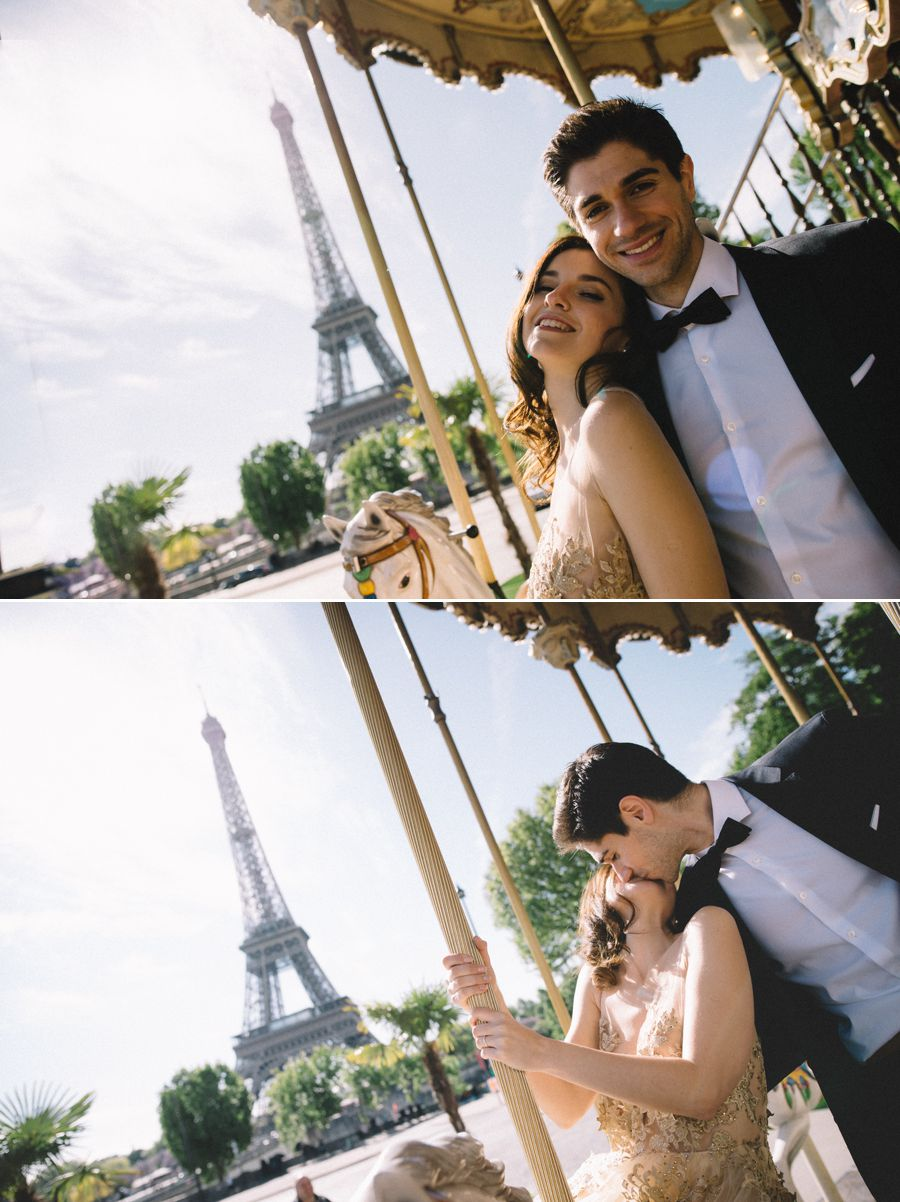 巴黎,Léa Mademoiselle,Bonnie Chou,海外婚紗,自助婚紗,巴黎海外婚紗