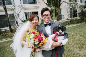 戶外婚禮 台南商務會館| SCOTT + NICOLE