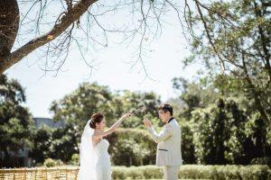 納美花園 婚禮 | 哈利波特 主題婚禮 | Flora&ChengLin | 婚攝 作品