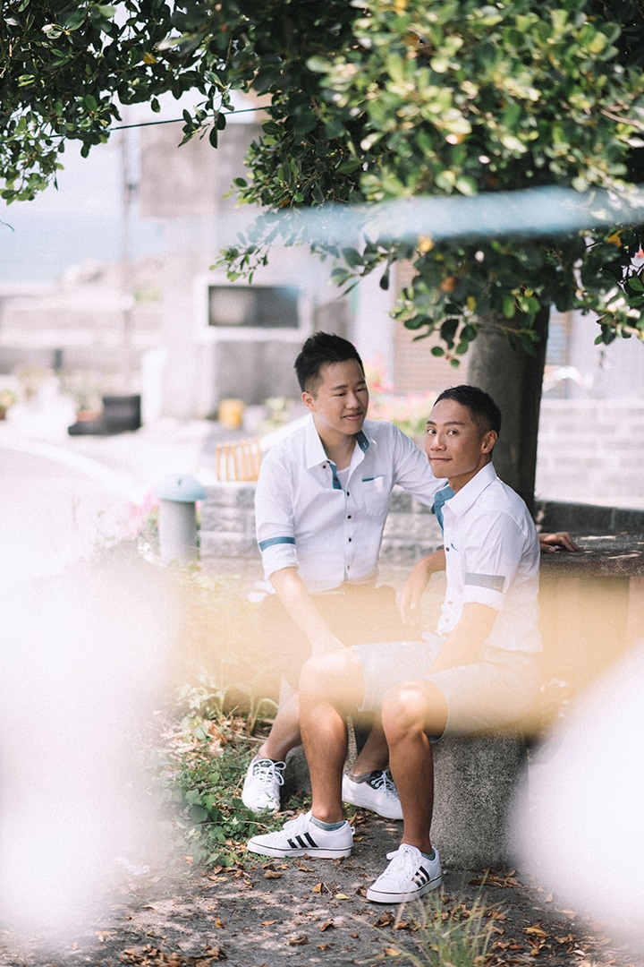 同志婚紗,Gay Prewedding,台東,自助婚紗
