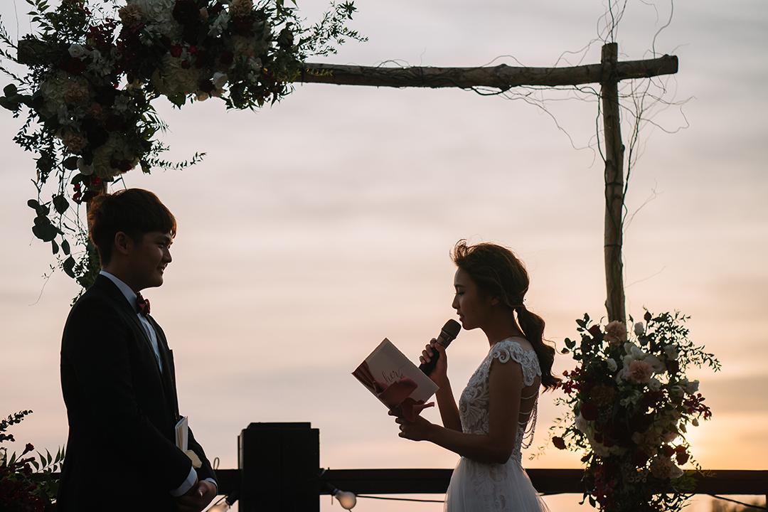 La Villa,婚攝,戶外婚禮,婚攝推薦,淡水,賀本音樂設計